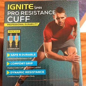 Ignite by SPRI Resistance Cuff Medium
